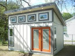 slant roof slant roof small shed plans shed pinterest interiors tiny