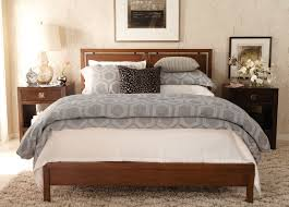 taran bed ethan allen british colonial style pinterest