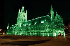flanders to go green for st patrick u0027s day flanders today