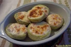 cuisine artichaut cuisson fonds d artichauts gratinés au jambon parmesan et crème fraîche