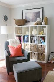 Living Room Shelving Units by Different Ways To Use U0026 Style Ikea U0027s Versatile Expedit Shelf