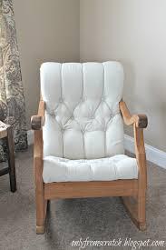 Rocking Chair Gliders Furniture Beautiful Upholstered Rocking Chair For Home Furniture