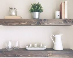 wall shelves floating shelves etsy