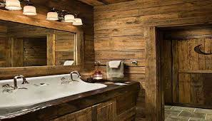 cabin bathrooms ideas log cabin bathroom ideas helena source net