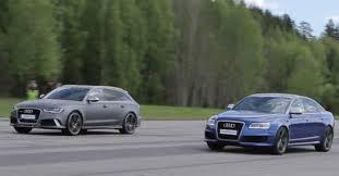 audi rs6 vs 4k tuned audi rs6 avant v8 ecu tuning vs tuned mtm rs6 sedan