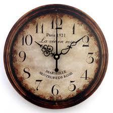Vintage Wholesale Home Decor Silent Vintage Wall Clock Online Silent Vintage Wall Clock For Sale