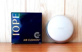review new 2017 spring iope air cushion spf50 pa