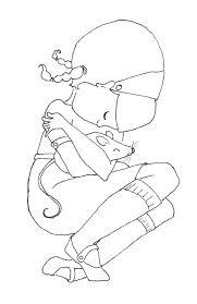 sketch with rat u2014 slovly