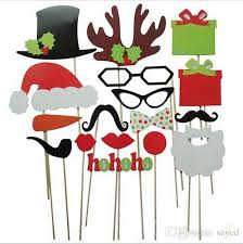 Photo Booth Buy Diy Photo Booth Props On A Stick Wedding Moustache Lips Christmas