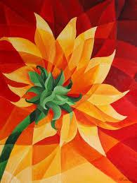 cubism flower painting cubism search inspirations cubism