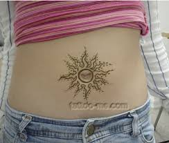belly henna me
