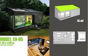 bureau préfabriqué studio préfabriqué de jardin pour le bureau studio préfabriqué de