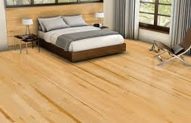 Hardwood Floor Bedroom Natural Ambiance Hard Maple Pacific Lauzon Hardwood Flooring