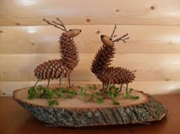 fall decorations ideas nature inspired fall decorating ideas deers pinecones
