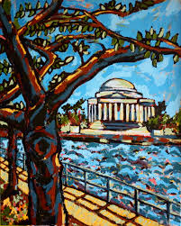 painting process jefferson memorial washington dc u2013 borbay
