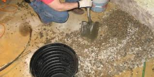 Interior Basement Drainage System Jaco Waterproofing Explains The Difference Between Interior