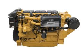 toromont cat c18 acert marine propulsion engine tier 2