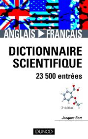 calaméo dictionnaire scientifique anglais français