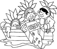 american revolution amhis boston teaparty coloring page