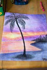 best 25 crayon drawings ideas on pinterest crayon painting