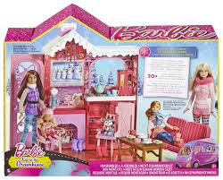 barbie life in the dream house sisters u0027 cozy cabin