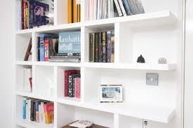 White Bookcase Ideas Wooden Bookcase Interior Ideas And Wall Bookshelves On Pinterest