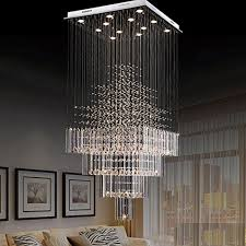 ideas for make a mini crystal chandelier inspiration home designs