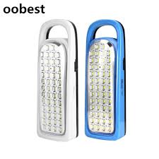 rechargeable light for home oobest outdoor cing tent l lights portable led emergency light