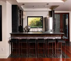 Bar Decorating Ideas For Home by Decorating Ideas Classy Home Bar Decorating Ideas Using Brown