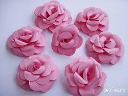 Paper Roses The 25 Best Paper Roses Tutorial Ideas On Pinterest Diy Paper