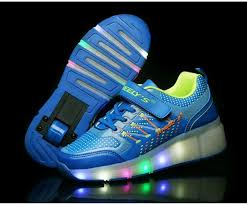 heelys light up shoes star kids shoes with led lights children shoes heelys with wheels