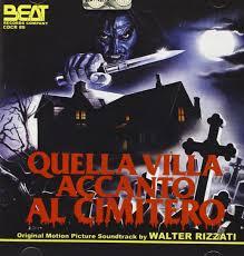 cemetery instrumental soundtrack halloween background sounds o p i u m h u m walter rizzati quella villa