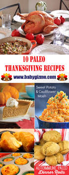 10 amazing paleo thanksgiving recipes thanksgiving paleo