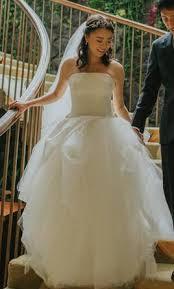 vera wang nora 3 980 size 4 used wedding dresses