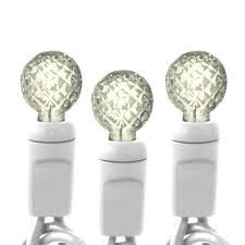 70 warm white g12 bulbs led string light