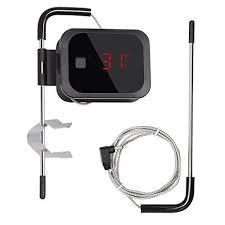 thermometre cuisine sonde inkbird ibt 2x portable bluetooth sans fil thermometre avec sonde