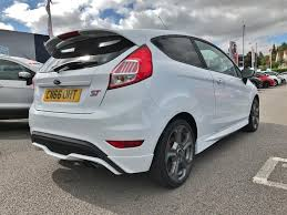 used 2016 ford fiesta st 2 1 6 182ps 3dr low mileage satellite