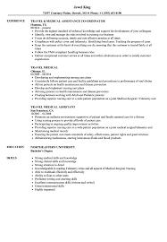 Interpersonal Skills On Resume Travel Medical Resume Samples Velvet Jobs