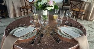 table runner rentals lets do linens tablecloth linen rentals nj pa md