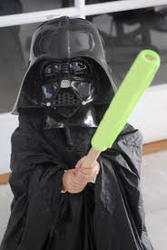 homemade darth vader costume star wars costume making lemonade