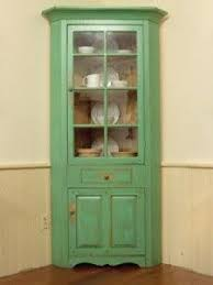 kitchen corner hutch cabinets 11 best corner cabinet painting ideas images on pinterest corner