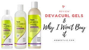 light gel for curly hair why devacurl arc angel gel is like an uncomfortable stiletto