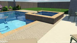inground pool u0026 spa pricing basic pool only installation cost to