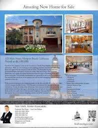 real estate flyer examples real estate flyers pdf templates turnkey flyers