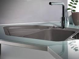 spüle küche spülbecken formen und praktische funktonen