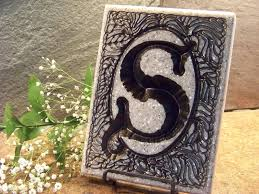 letter s wall decor custom made letter s personalized interior decor for the home