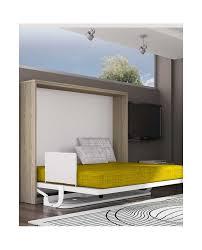lit escamotable bureau intégré lit avec armoire intégrée
