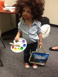 bob ross toddler costume stuff for squatch pinterest bob
