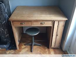 meuble bureau ancien meuble bureau ancien en bois a vendre 2ememain be