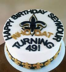 fleur de lis wedding cake trend happy birthday saints cake happy birthday chase a real